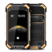 オリジナルBlackview BV6000s 4G FDD-LTEトライ証明スマートフォン4.7inchのHD 720 * 64  -  MTK6737Tクアッドcore1.3GHZ 2ギガバイト+ 16ギガバイトIP68防水8.0MPカメラアンドロイド6.0 OS 4200mAhの携帯電話のデュアルSIMカードのWiFi NFCコンパスGPS + GLONAS場所を表示1280pixel