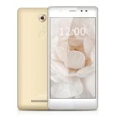 LEAGOO T1 Plus Smartphone 4G MTK6737 1.3GHz 2.5D 5.5 Inches HD 1280 * 720 Pixels Screen Android 6.0 3G+16G 13MP+13MP Dual Cameras 7.5mm Ultra-thin Metal Body 0.19s Fingerprint Unlock Smart Gesture