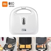 Xiaomi Youpin Silencare Multifunctional Household Breakfast Machine Sandwich Frying and Roasting Machine Waffle Light Food Cooking Machine 750W 220V