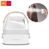 Xiaomi Youpin Flexwarm Vapor eléctrico Vapor de viaje Hierro para el hogar Mini Vaporizador de ropa portátil para viajes al aire libre 220V 800W
