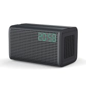 GGMM E3 Wireless WiFi Bluetooth inteligente Speaker HiFi Stereo Speaker Box Carregador para iPhone 6S 7 Plus Samsung S6 S6 borda Nota 5 Tablet PC Portátil AUX Ligar Anti-skid resistente sólida