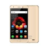 Smartphone d'empreinte digitale d'OUKITEL K4000 Plus 4G FDD-LTE 3G WCDMA 5-Inch HD 2GB RAM + 16GB ROM