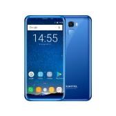 OUKITEL K5000 5.7 polegadas 18: 9 Bezel-less Mobile Phone 4G-LTE Fingerprint Smartphone 4GB RAM ROM de 64GB