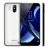 HOMTOM S16 Fingerprint Mobile Phone 5.5 Inch 18:9 1280*640 Pixels Screen 2GB RAM 16GB ROM