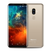 Blackview S8 Mobile Phone 5.7 polegadas 18: 9 Curved Bezel-less Full Screen 4G-LTE Fingerprint 4-camera Smartphone 4GB RAM 64GB ROM