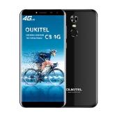 OUKITEL C8 4G携帯電話18:9 5.5インチHD 2GB RAM 16GB ROM