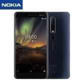 Global Version Nokia 6.1 4G Mobile Phone