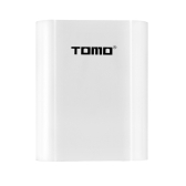 TOMO M4 Carregador de bateria 4 * 18650 Power Bank Carregador USB externo com display LCD inteligente para iPhone X Samsung S8 Nota 8