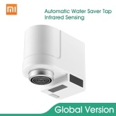 Global Version Xiaomi Xiaoda Automatic Water Saver Tap Intelligent Infrared Induction Water Faucet Anti overflow Water Saving Device