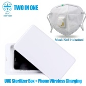 Xiaomi Youpin FÜNF Multifunktionale UV-Sterilisatorbox mit drahtloser 10-W-Telefonladestation