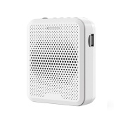 Deli Voice Amplifier Wired Microphone Speaker Intelligent Noise Reduction Music Player