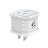 BESTEK MRJ1012 Wifi Smart Plug Compatible with Alexa & Google Home Automation Module