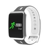 TF1 Smart Band OLED Touch Screen Motion Frequência cardíaca Pressão sanguínea Monitoramento do sono Smart Bracelet Calls & Apps Recordatorio 100mAh Bateria de longa duração