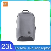 Xiaomi Sports Backpack Leisure Shoulder Bag Business Travel Bag Students Laptop Bag Men Women Unisex Rucksack 23L Capacity For 15.6inch Max Laptop