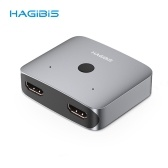 Xiaomi HAGiBiS HDM Import Switch Bi-Direction 2.0 4K 60Hz Switcher Convertitore adattatore 1x2 / 2x1 per TV Box PS4 / 3 Splitter HDMI