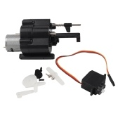 Speed Change Gear Box w/ Motor and Servo