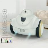 R02 Robot Pet Baby Monitor da Câmera WiFi Camera Segurança Doméstica 720 P Câmera Robô Interativo Inteligente