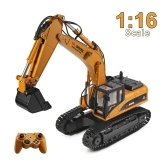 WLtoys XKS 16800 1:16 Electric Remote Control Excavator Toy Truck