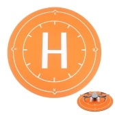 50CM Diameter Waterproof Landing Pad Apron Portable Landing Mat Compatible with DJI Mavic Air 2 Mini 2 Pro Spark