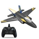 KF605 RC avion 2.4GHz 4CH 6 axes Gyro RC avion F35 modèle avion vol jouets pour adultes enfants garçons