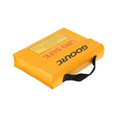 GoolRC 21.5 * 16.5 * 4.5cm Golden High Quality Glass Fiber RC LiPo Battery Safety Bag Safe Guard Charge Sack