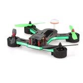 Full Carbon Fiber L230-2 230mm 5.8G FPV Racing Quadcopter avec 700TVL Caméra H-6S émetteur