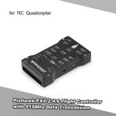 Pixhawk PX4 2.4.6 Flight Controller NEO-M8N GPS Mini OSD 915MHz danych Transmision dla DJI F450 F550 RC Quadcopter Muticopter Drone