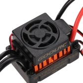GoolRC Upgrade Waterproof 3650 3500KV Brushless Motor with 60A ESC Combo Set for 1/10 RC Car Truck
