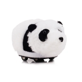 Infrared Remote Control Cute Electronic Panda Plush Stuffed RC Toy Gift for both Girls and Boys