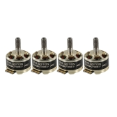 4pcs DYS 1806 Pro 2700KV 3-4S Brushless Motor Kit CW CCW for 180mm FPV RC Racing Drone