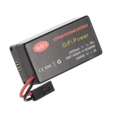 11.1V 2000mAh 20C LiPo Battery for Parrot AR.Drone 1.0 2.0 Quadcopter