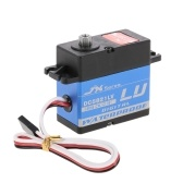 JX DC5821LV 18KG Full Waterproof Digital Metal Servo for 1/10 1/8 RC Car Airplane