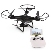 MODO X1 2.4G 720P Wifi FPV cámara One Key Return RC Quadcopter