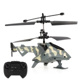 CX118 2CH Mini Infrared Remote Control Helicopter RC Toy with Gyro for Indoor Play Kids Beginners