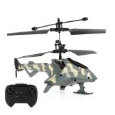 CX118 2CH Mini Infrarot Fernbedienung Hubschrauber RC Spielzeug mit Gyro für Indoor Play Kids Anfänger