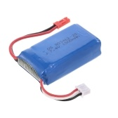 7.4V 1500mAh Lipo Battery for Dongmingtuo X8 Wifi FPV Drone Quadcopter