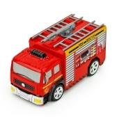 Erstellen Sie Spielzeug Shenqiwei 8027 1/58 Mini Tank Truck