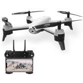 Drone à grand angle Wifi FPV de flux optique SG106 avec double caméra 1080P