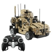 Juguete educativo militar de los bloques de edificio del coche