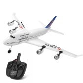 XK A150 Airbus B747 Avião Modelo 3CH EPP 2.4G Avião de Controle Remoto