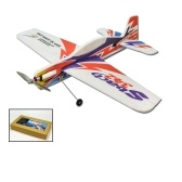 E1801 EPP RC Airplane 1000mm Electric Powered SBACH342 RC Aircraft Unassembled Flying Model(KIT Version)