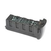 Batteria Lipo modulare intelligente di ricambio da 11,4 V 3000 mAh per drone GPS Hubsan Zino Pro