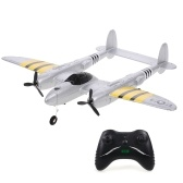 FX-816 P38 Airplane 2.4GHz 2CH RC Airplane Aircraft