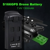 CSJ 7.4V 1300mAh Drone Battery for S166GPS RC Quadcopter