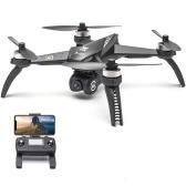 MJX Ошибки 5 Вт 5 Г Wi-Fi FPV GPS 4 К Камеры Дрон Позиционирование Высота Удержания RC Drone Quadcopter