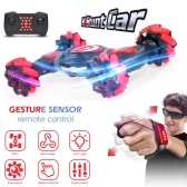 2.4G Gesture Sensing RC Stunt Car Twisting Off-Road Vehicle