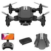 LS-MIN Mini Drone RC Quadcopter 13mins Flight Time 360° Flip 6-Axis Gyro
