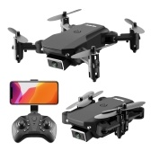 S66 Dual Camera Optical Flow Posicionamento WiFi FPV Drone