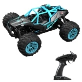 2.4Ghz 1:14 36KM/H High Speed Off Road RC Trucks Alloy Shell 4WD Vehicle Racing Climbing RC Car Gifts for Kids Adults
