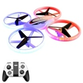 2.4GHz 4 Channel S123 LED Mini Drone for Kids Remote Control Drone Small RC Quadcopter